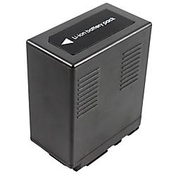 Lenmar (R) LIZ307P Lithium-Ion Camcorder Battery, 7.2 Volts, 5500 mAh Capacity