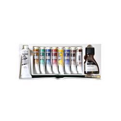 Winsor Newton Winton Oil Color Studio Set