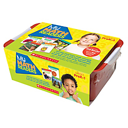 Scholastic Teacher Resources My Math Readers, Pre-K To Grade 1, Classroom Tub Of 150 Books