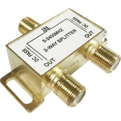 Professional Cable Signal Splitter