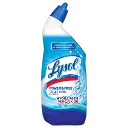 Lysol Power And Free Toilet Bowl Cleaner Value Pack 3 Count