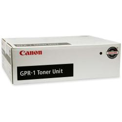 Canon GPR-1 Original Toner Cartridge - Laser - 10000 Pages - Black - 3 / Box