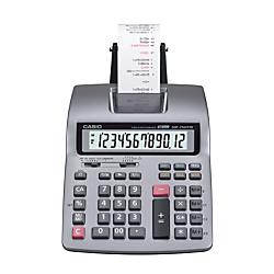 Casio(R) HR-150TM Plus Printing Calculator