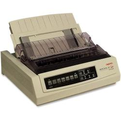 OKI(R) ML320 Monochrome Dot Matrix Printer, OKI91907101