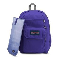 JanSport(R) Digital Big Student Backpack With 15in. Laptop Pocket, Ink Wash