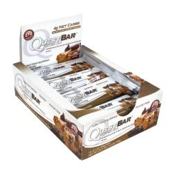 Quest Protein Bars, Chocolate Chip Dough, 2.1 Oz, Box Of 12
