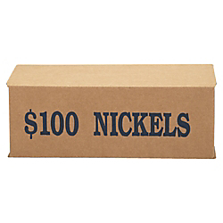 Coin-Tainer Coin Transport Boxes - Internal Dimensions: 9.13in. Width x 4.13in. Depth x 3.38in. Height - External Dimensions: 9.9in. Width x 4.4in. Depth x 3.6i