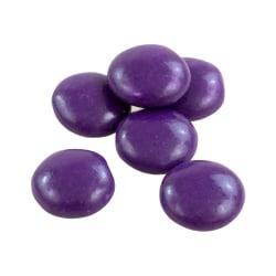 Georgia's Nut Milk Chocolate Gems, 5 Lb Bag, Purple
