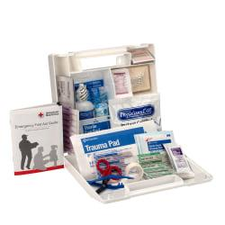 First Aid Only(TM) OSHA Compliant Bulk 25-Person First Aid Kit, 106 Pieces