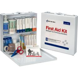 First Aid Only First Aid Station For 50 People, 10 1/2in. x 10 1/2in. x 2 1/2in.