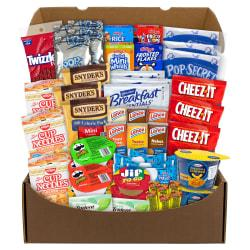 Candy.com Dorm Room Survival Snack Box