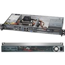 Supermicro SuperServer 5018A-FTN4 1U Rack Server - Intel Atom C2758 2.40 GHz