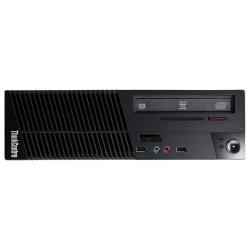 Lenovo ThinkCentre M73 10AX003YUS Desktop Computer - Intel Core i3 i3-4130T 2.90 GHz - Tiny - Business Black