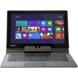 Toshiba Portege Z10t-A2110 Ultrabook/Tablet - 11.6in. - In-plane Switching (IPS) Technology - Wireless LAN - Intel Core i5 i5-4300Y 1.60 GHz - Ultimate Silver