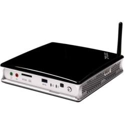 Zotac ZBOX ZBOX-ID92-U Desktop Computer - Intel Core i5 i5-4570T 2.90 GHz - Mini PC
