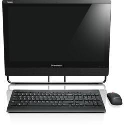 Lenovo ThinkCentre M93z 10AF0004US All-in-One Computer - Intel Core i5 i5-4430S 2.70 GHz - Desktop - Business Black