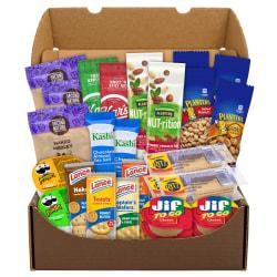 Snack Box Pros On-The-Go Snack Box, 3.21 Lb