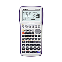 Casio(R) FX-9750GIIWE Graphing Calculator