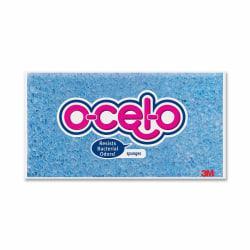 O-Cel-O(TM) Large Sponge, 4 1/5in. x 7 7/10in., Blue