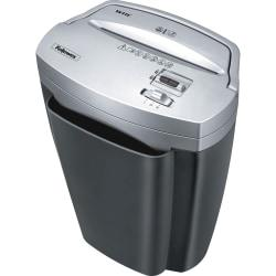 Fellowes(R) Powershred(R) W11C Cross-Cut Shredder