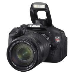 Canon EOS Rebel T3i 18 Megapixel Digital SLR Camera (Body with Lens Kit) - 18 mm - 135 mm