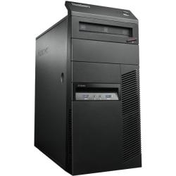 Lenovo ThinkCentre M83 10AK0005US Desktop Computer - Intel Core i5 i5-4570 3.20 GHz - Mini-tower - Business Black