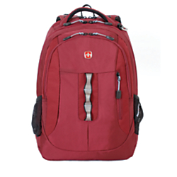 SWISSGEAR (R) Student Backpack For 15in. Laptops, Red