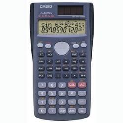 Casio FX-300MS Plus Scientific Calculator, Teacher Pack, Set of 10