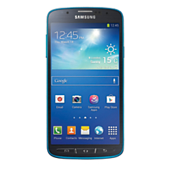 Samsung Galaxy S4 Active I537 ATT Unlocked GSM Android Cell Phone, Blue