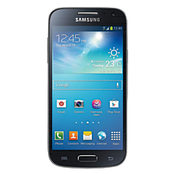 Samsung Galaxy S4 Mini I9195 4G LTE Unlocked GSM Android Cell Phone, Black