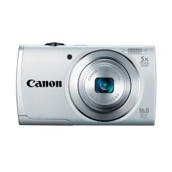 Canon PowerShot A2500 16.0-Megapixel Digital Camera, Silver