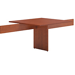 basyx by HON(R) BL Series Table Adder for Conference Table, Medium Cherry