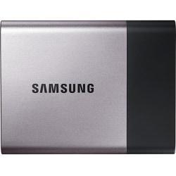 Samsung T3 MU-PT1T0B/AM 1 TB Solid State Drive - External - Portable