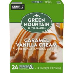 Green Mountain Coffee Caramel Vanilla Cream K-cups (96 count)