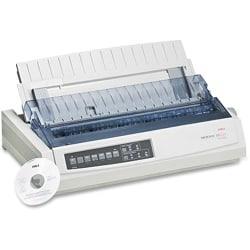 OKI(R) Microline(R) 321 Turbo Dot Matrix Printer