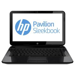 HP Pavilion Sleekbook 14-b100 14-b130us 14in. LED (BrightView) Notebook - Intel Core i3 i3-3227U 1.90 GHz - Sparkling Black