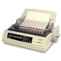Oki MICROLINE 320 Turbo Dot Matrix Printer - EU Printer