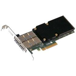 Chelsio Low Cost High Performance Dual Port 40 Gbe Unified Wire Adapter image