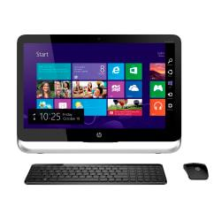 HP Pavilion 23-p110 All-In-One Desktop Computer With 23in. Touch-Screen Display 6th Gen AMD A8 Quad-Core Processor