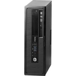HP EliteDesk 800 G1 Desktop Computer - Intel Core i5 i5-4570 3.20 GHz - Small Form Factor