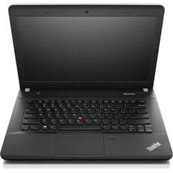 Lenovo ThinkPad Edge E440 20C500BUUS 14in. LED Notebook - Intel Core i5 i5-4200M 2.50 GHz - Matte Black, Silver