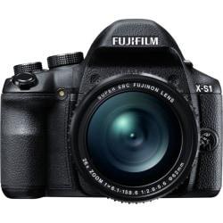 Fujifilm FinePix XS-1 12 Megapixel Bridge Camera - Black