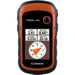 Garmin eTrex 20x Handheld GPS Navigator - Mountable, Portable