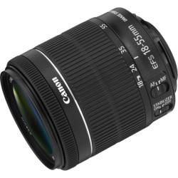 Canon 18 mm - 55 mm f/3.5 - 5.6 Zoom Lens for Canon EF/EF-S