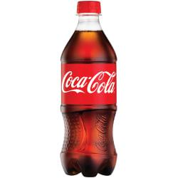 Coca-Cola(R) Classic, 20 Oz. Bottle