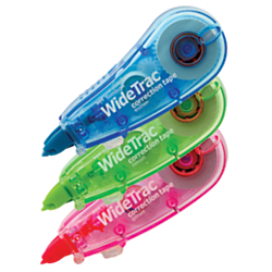 Tombow(R) WideTrac Correction Tape, Pack Of 3