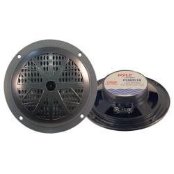 Pyle Hydra PLMR51B Speaker - 100 W RMS - 2-way - 1 Pack
