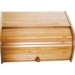 Lipper Bamboo Rolltop Bread Box