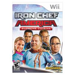 Iron Chef America Supreme Cuisine For