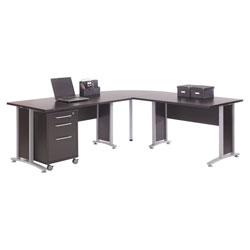Tvilum Scanbirk Prima 4 Foot Desk